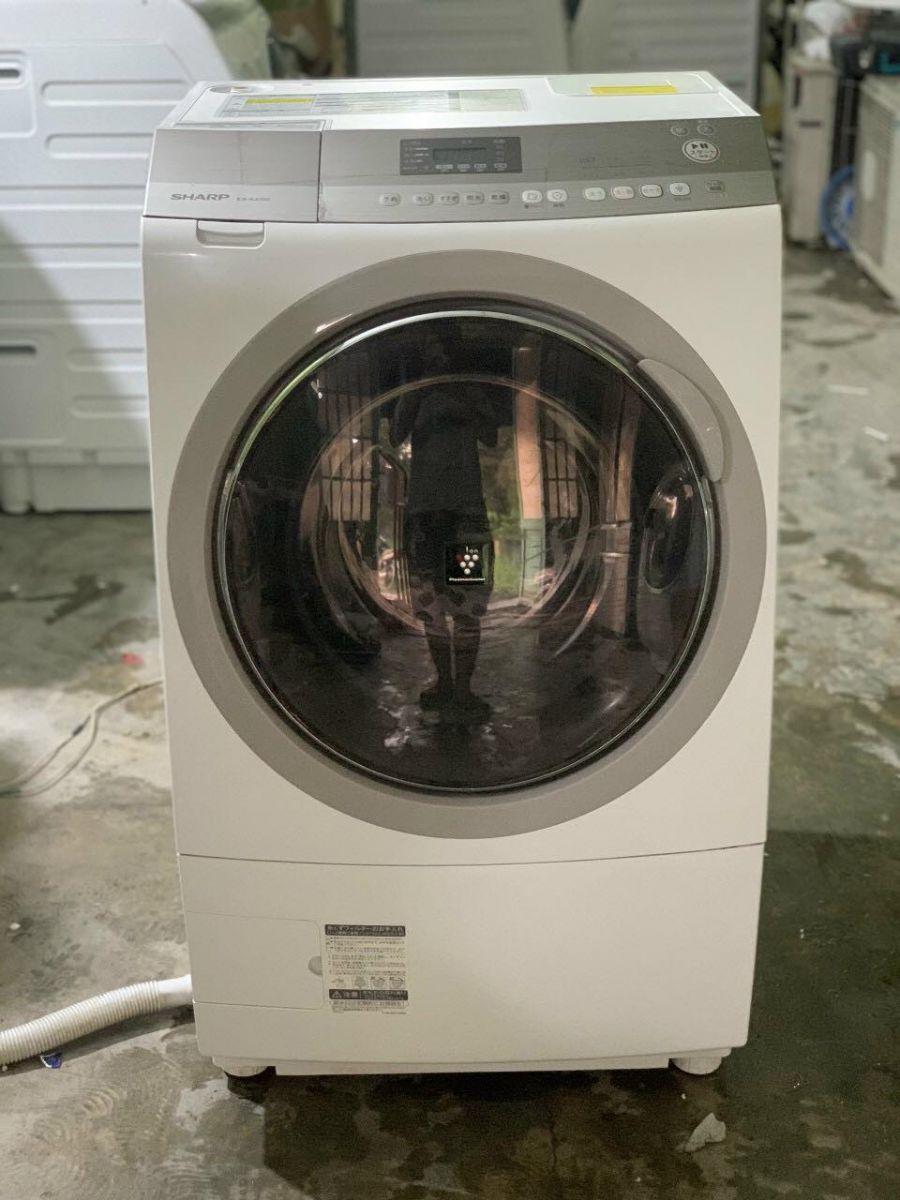 Máy giặt cũ nội địa Sharp ES-A200-WL 2014