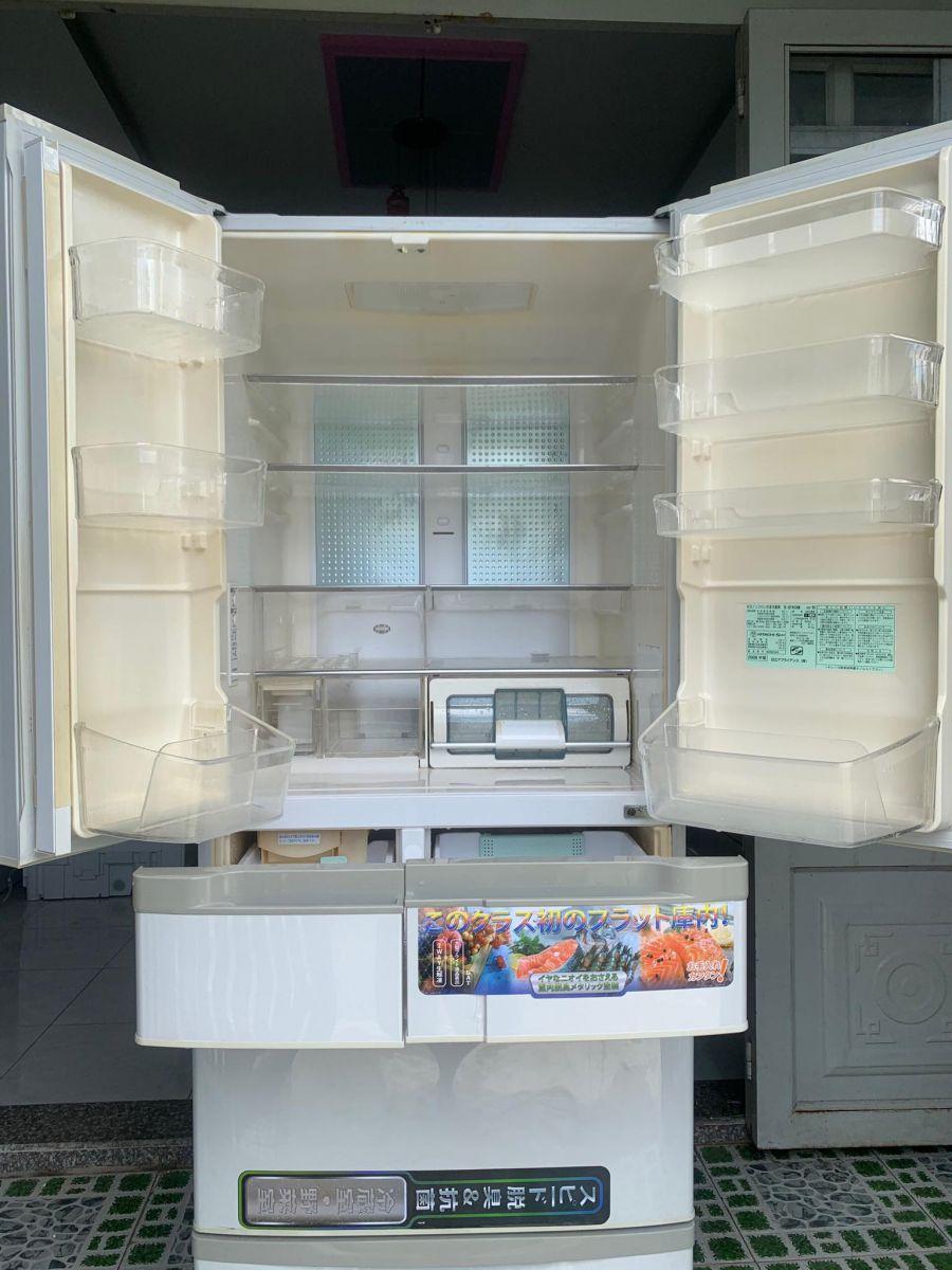 Tủ Lạnh Nhật Hitachi R-SF45XM 451 lít