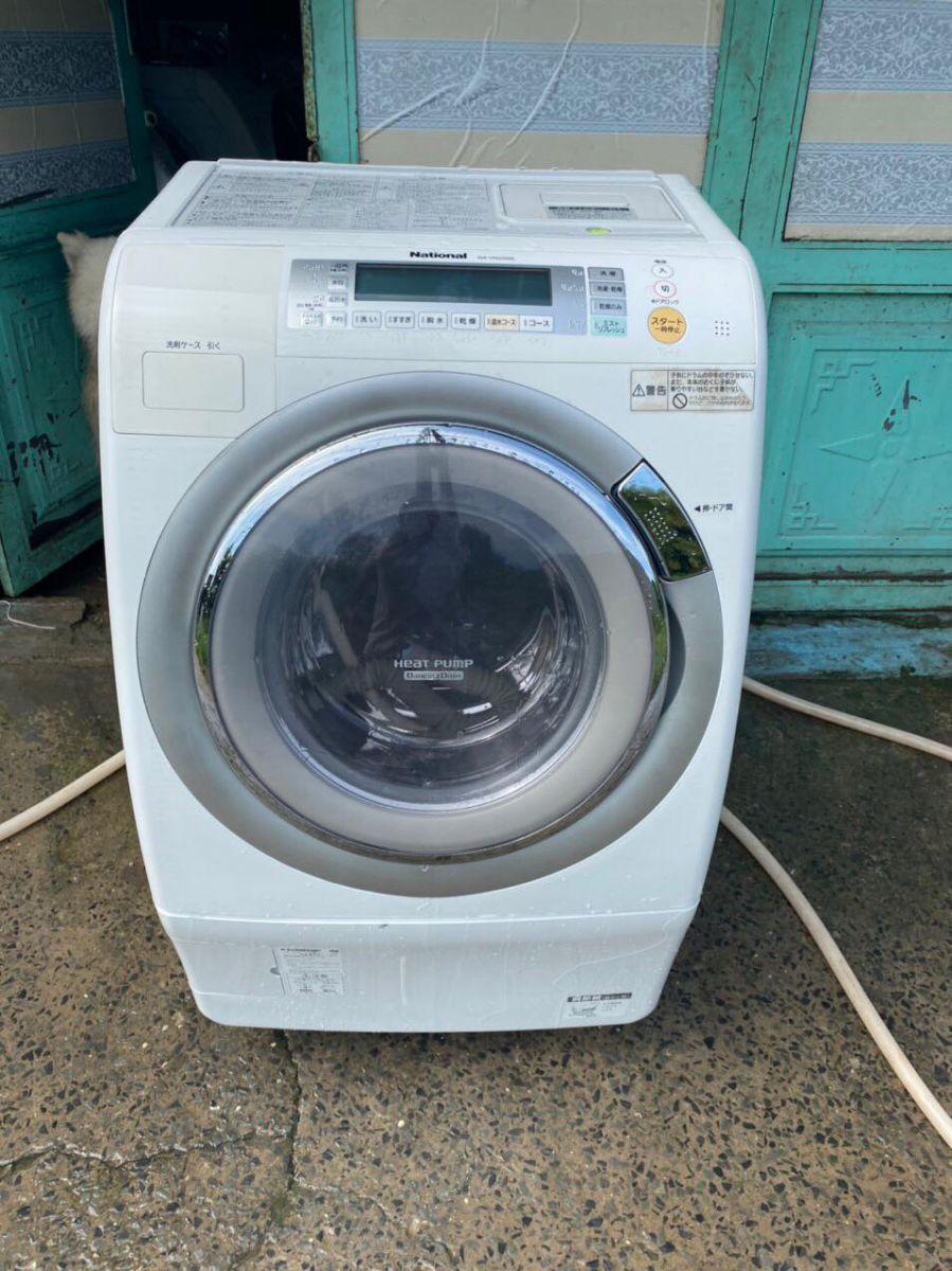 Máy giặt cũ nội địa National Na-VR2200L