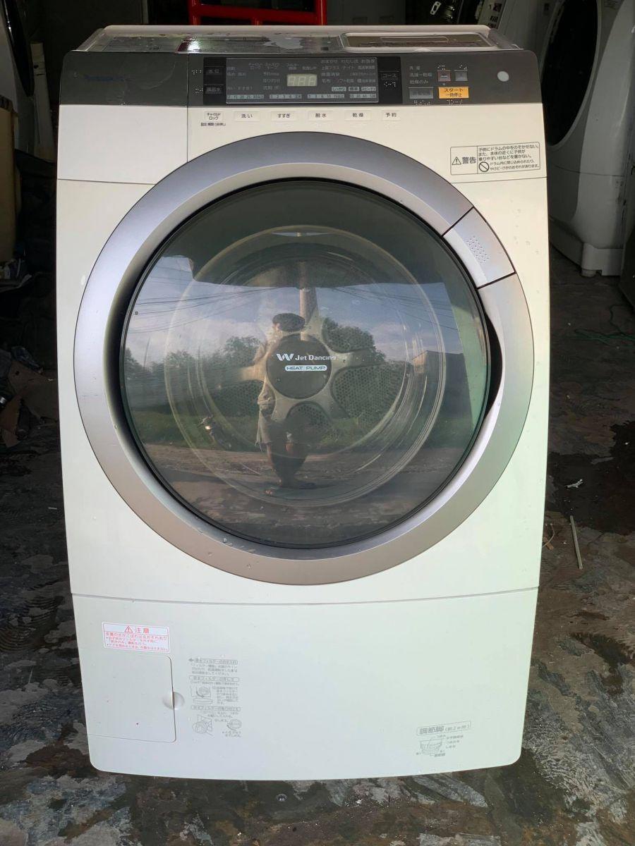 Máy giặt cũ nội địa Panasonic NA-VR3600L