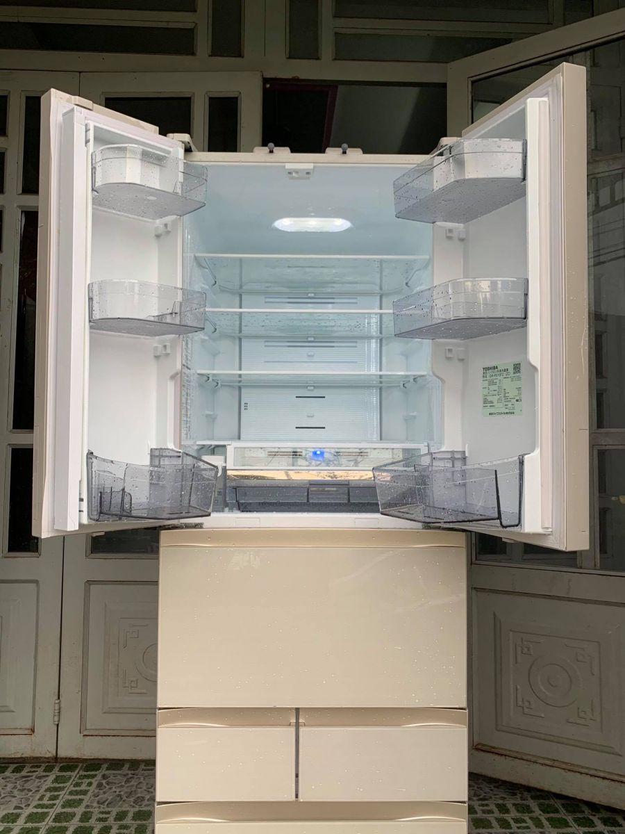 Tủ lạnh Toshiba cao cấp GR-R510FZ