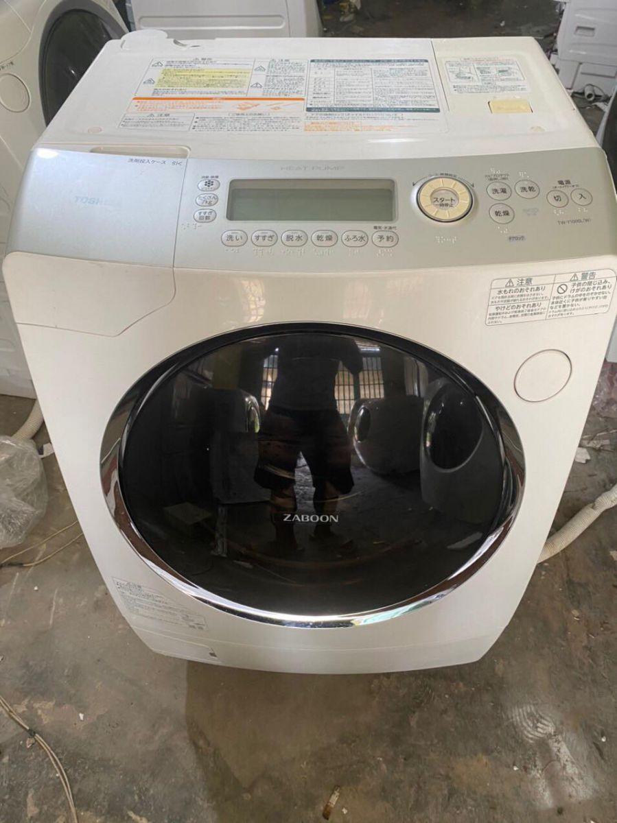 Máy giặt cũ nội địa Toshiba TW-Y1000L