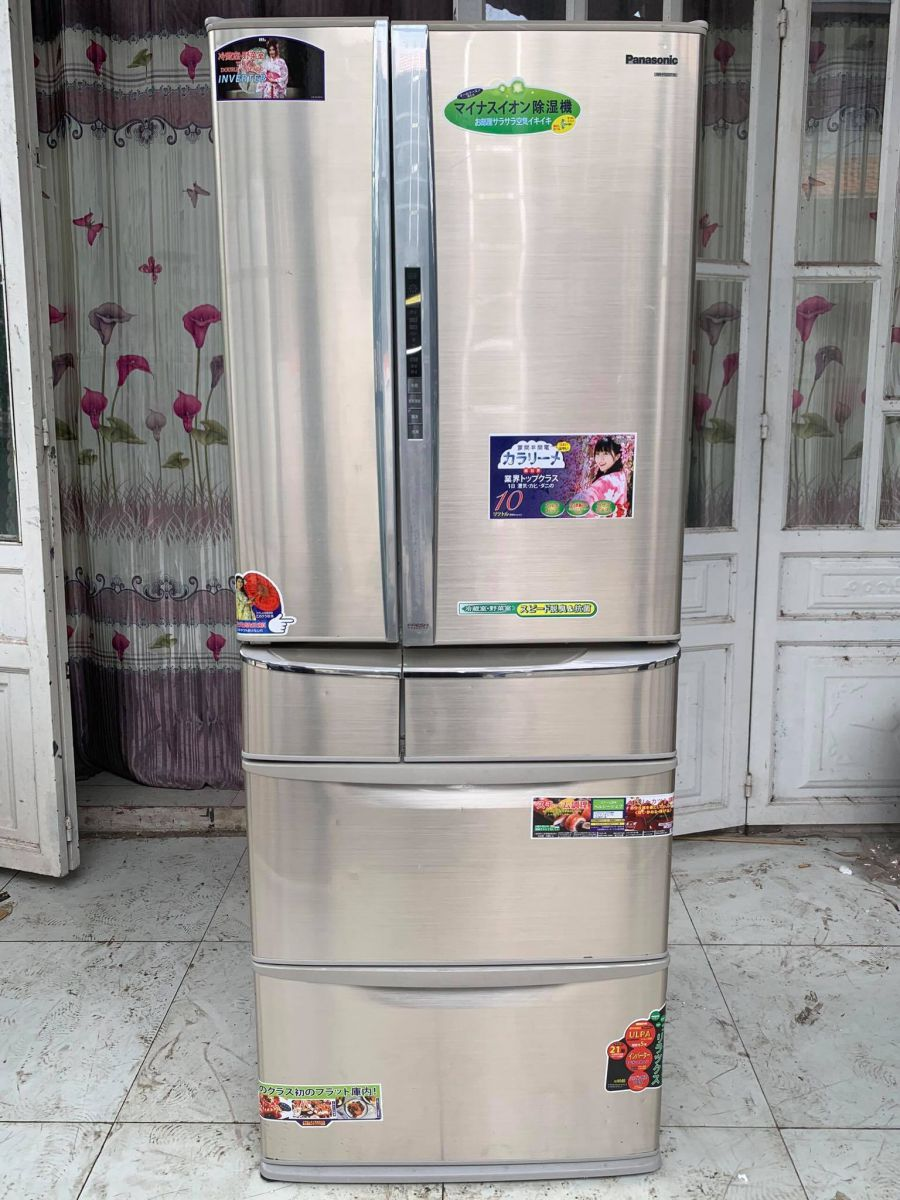 Tủ Lạnh nội địa Panasonic NR-F503T-N