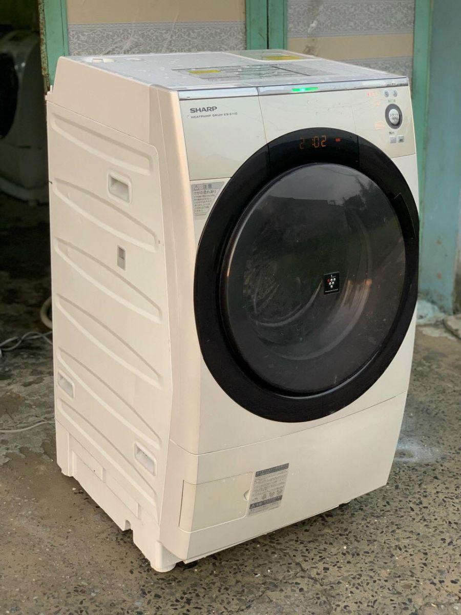 Máy giặt cũ nội địa Sharp ES-Z110-WL
