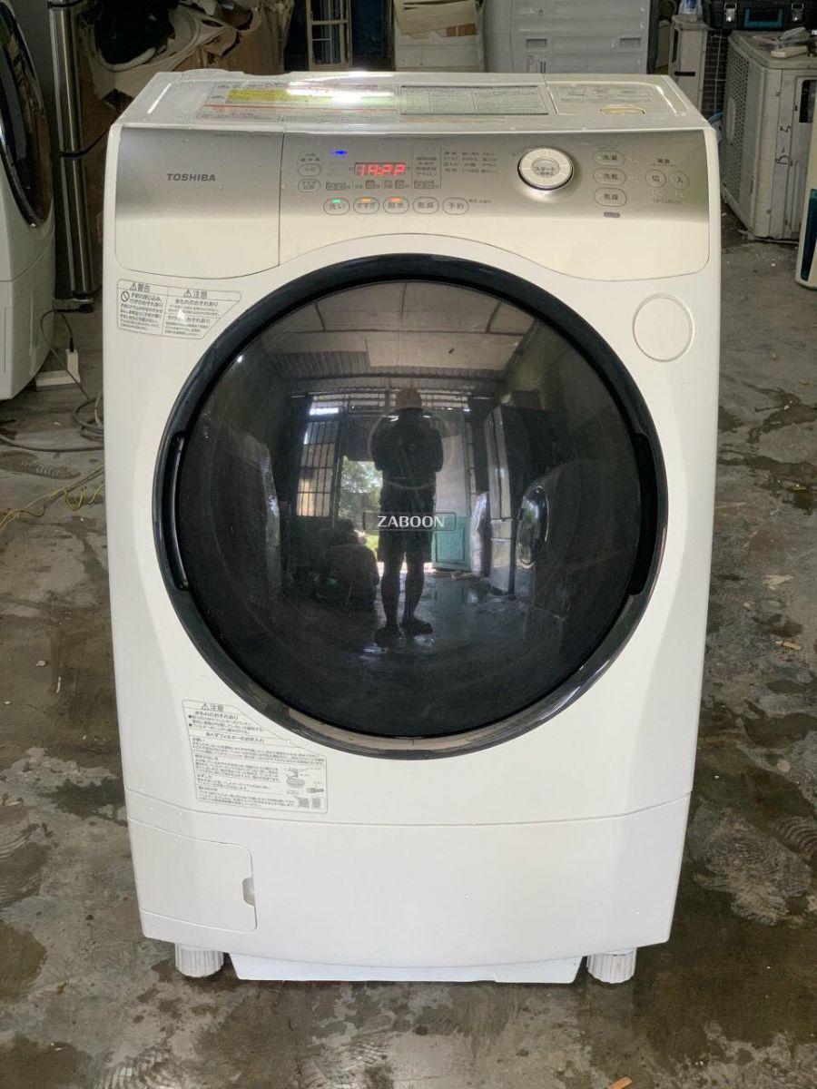Máy giặt cũ nhật Toshiba TW-Z390L 2014