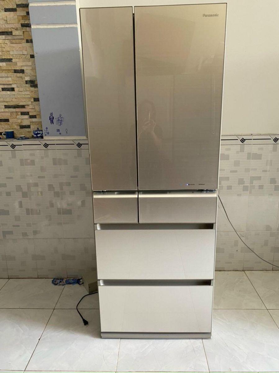 Tủ lạnh nội địa cao cấp Panasonic NR-F518XG-N