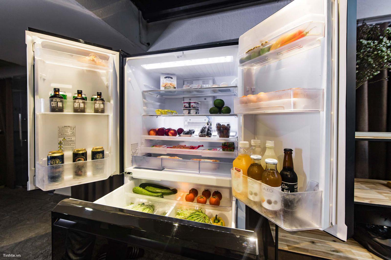 Tủ lạnh nội địa Nhật Mitsubishi với công nghệ làm lạnh vượt trội