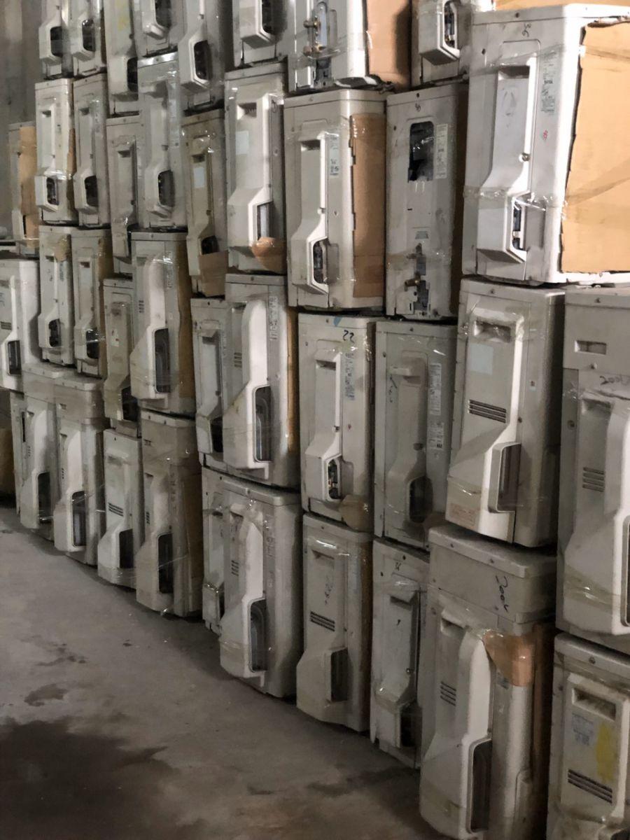 máy lạnh nội địa Nhật giá sỉ