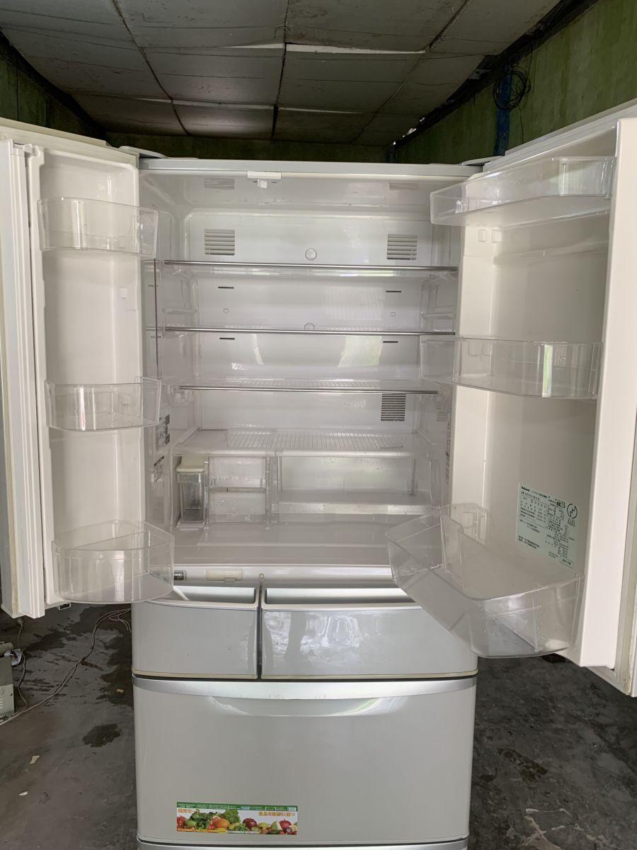 Tủ lạnh cũ nội địa National NR-F451TM