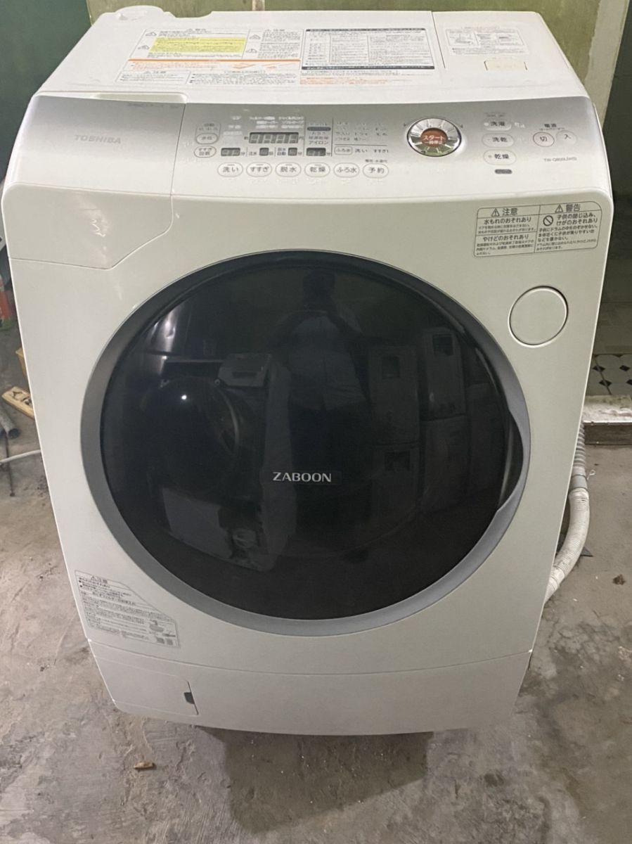 Máy giặt cũ nhật Toshiba TW-Q900L